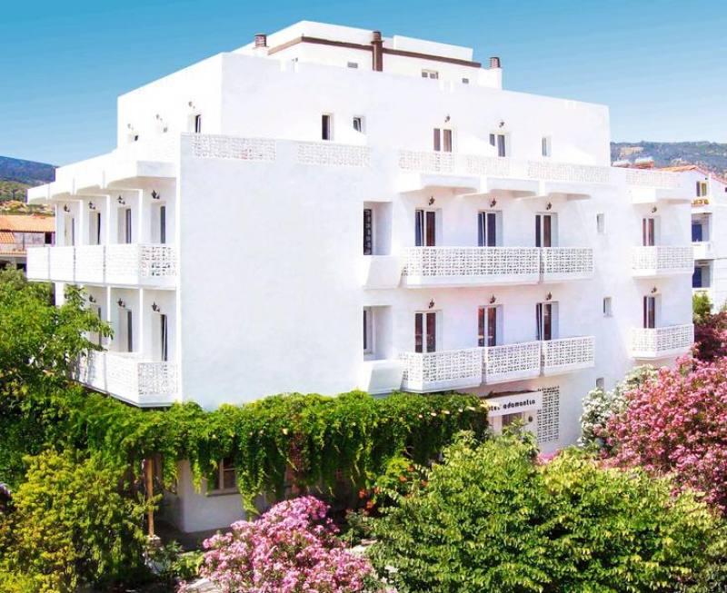 Hotel Adamathia - Ireon - Samos